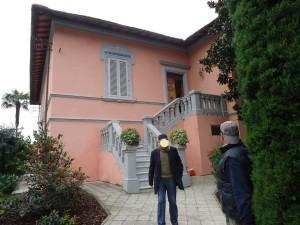 Manutenzione Ordinaria Villa Liberty in Pescia 2013 (1)